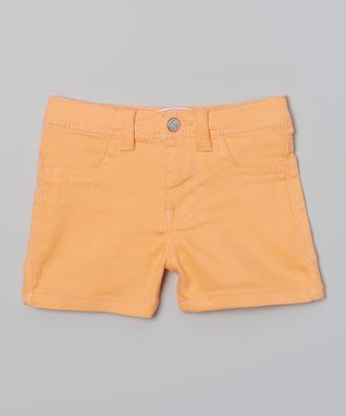 Creamsicle Twill Shorts