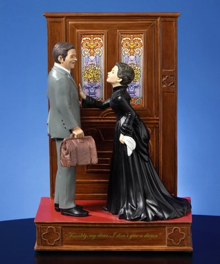 Gone With The Wind 'Frankly My Dear' Figurine