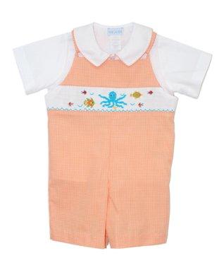 Vive La Fête Pink Ballerina Tank & Capri Pants - Infant & Toddler