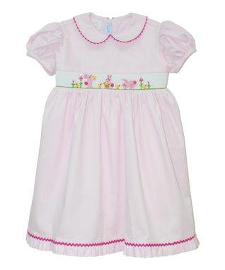 Vive La Fête Red Zigzag Butterfly Bubble Bodysuit - Infant