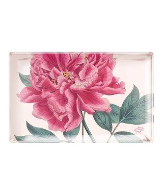 Pink Samantha Shower Curtain