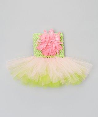 Pink Jubilee Dress - Toddler & Girls