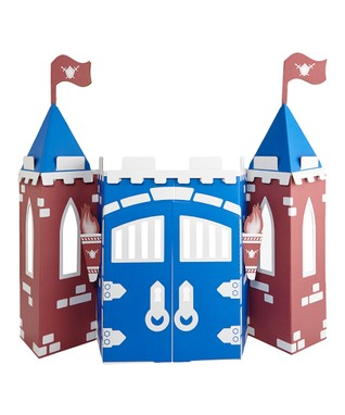 Neat-Oh! Knights Life-Size Play Castle