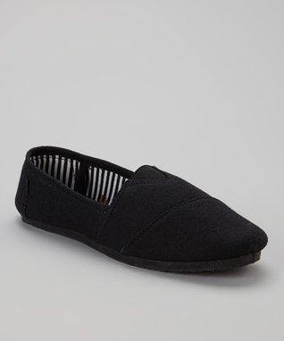 Now Trending: Canvas Shoes