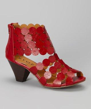 Now Trending Women's Laser-Cut Shoes