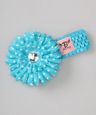 Hot Pink Power Butterfly Stretch Bracelet