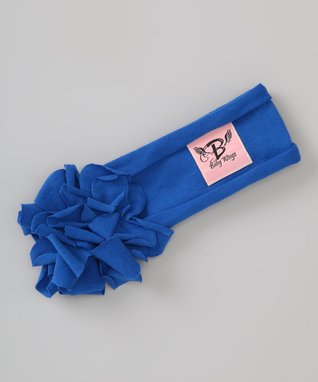 Blue Sweet Petite Headband