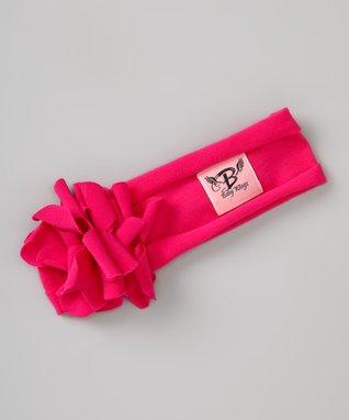 Hot Pink Sweet Petite Headband