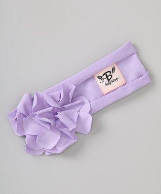 Lavender Sweet Petite Headband