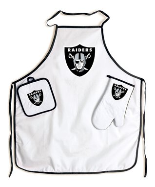 Raiders bathroom set
