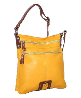 Nino Bossi Handbags Lemon Organize Your Life Crossbody Bag
