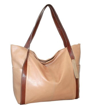 Nino Bossi Handbags Natural Tonya Tote