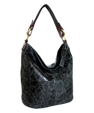 Nino Bossi Handbags Black Boca Bucket Bag