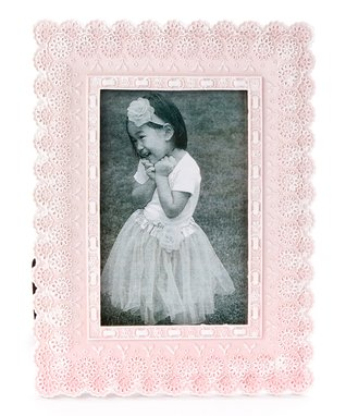 Light Pink Photo Frame