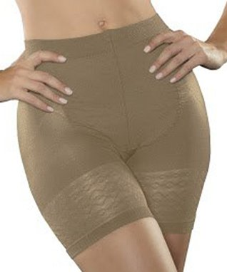 Nude Thermal Shaper Shorts - Women