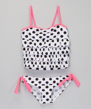 Sun Kissed: Girls' Rompers & Swimwear