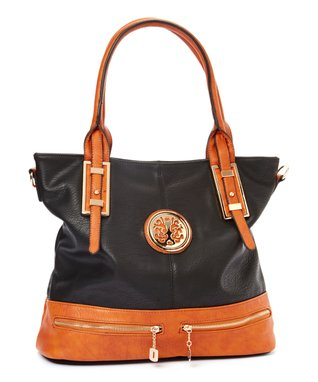 MKF Collection Black Isabelle Tote