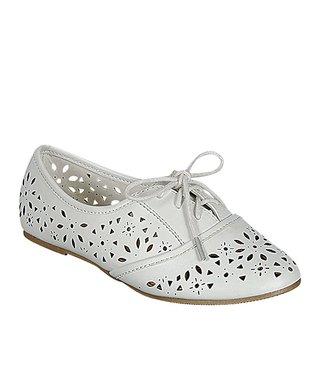 Fuchsia Lola Ballet Flats
