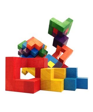 Beyond Blocks: Wooden Toys