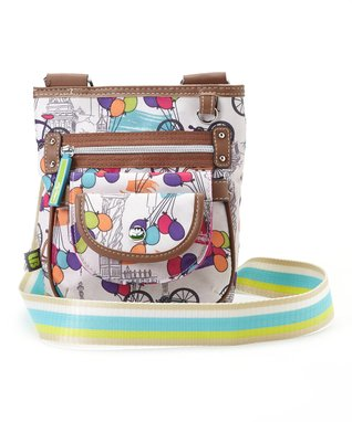 Lily Bloom Up In The Air Mini Crossbody Bag
