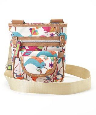 Lily Bloom Tweety Twig Mini Crossbody Bag