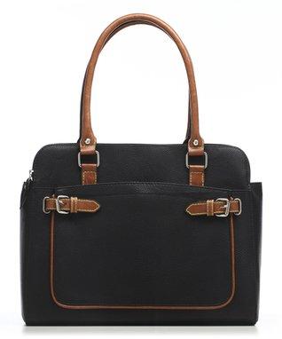 MKF Collection Beige Twister Shoulder Bag