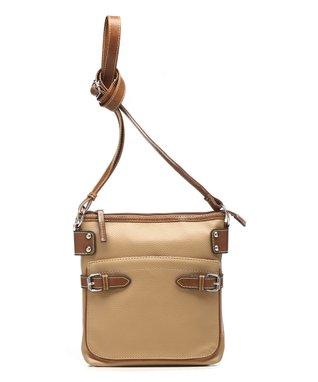 MKF Collection Black Twister Shoulder Bag