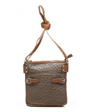 MKF Collection Mustard Marissa Shoulder Bag