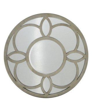 Metal Frame Wall Mirror