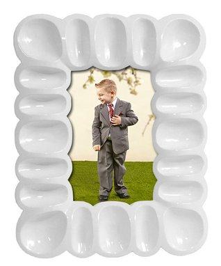 White Pierced Ceramic Heart Box