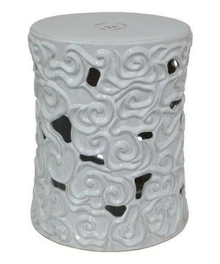 Chrome Ceramic Bowl