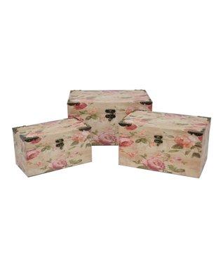 Rose Wood Box Set
