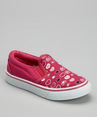 Yokids Black Aron Slip-On Sneaker