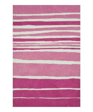 Tickle Me Pink Piper Rug