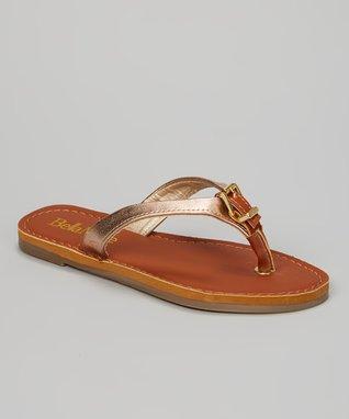 Beige Beaded Sandal