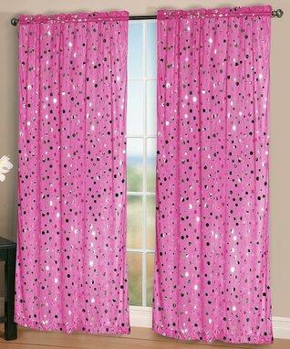 Pink Raspberry & Coral Rampage Reversible Comforter Set