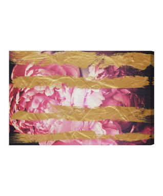 Oliver Gal Blossoming Strokes Wall Art