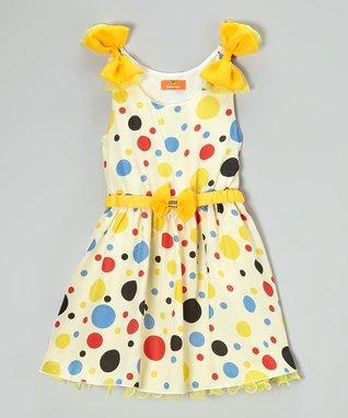 Polka Dots & Florals: Girls' Apparel