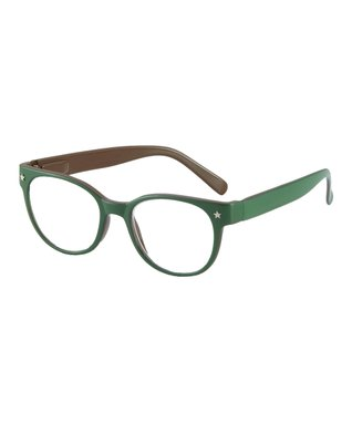 Green & Brown Rory Readers