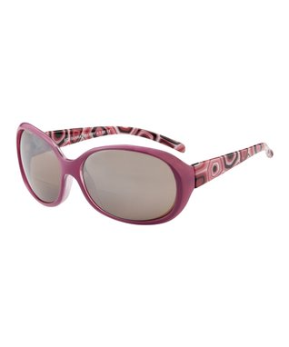 Magenta Raspberry Eye Candy Bifocal Sun Readers