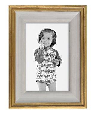 White Glossy Frame