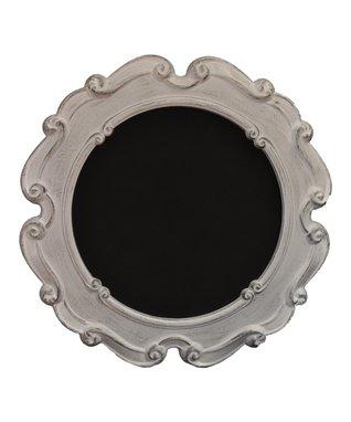 Silver & Indigo Frame