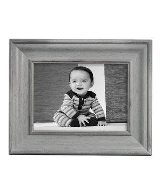 Dark Gray Intentionally-Distressed Frame