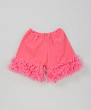 Tan Muslin Ruffle Dress - Infant, Toddler & Girls