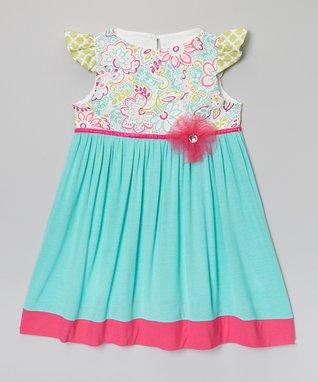 Green Ruffle Shorts - Infant, Toddler & Girls