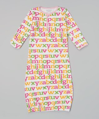Sweet Peanut Red & Yellow Stripe Organic Bodysuit - Infant