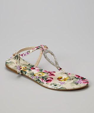 Now Trending: Floral Shoes
