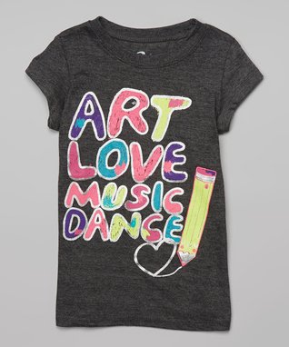 Quirky Cutie: Girls' Tees & Shorts