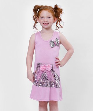 Pink Zebra Ruffle Swing Top & Bloomers - Infant & Toddler