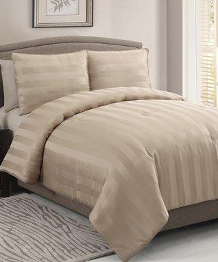 Black & White Singapore Comforter Set